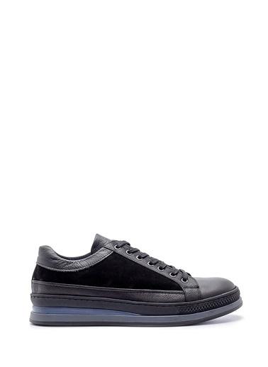 Derimod Hakiki Deri Ayakkabı Siyah